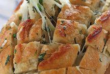 συνταγες για γεμιστό  ψωμί