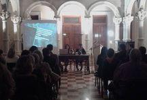 Presentación de  Maria José Tornero el 7 de marzo 2014 / Presentación de la novela Una vida, un camino de Maria José Tornero en la Casa Cultural Tortosa en Novelda