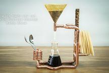 Pour Over Coffee Maker (DIY)