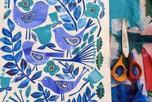 arte uccelli