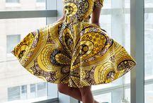 Lisette mode africaine