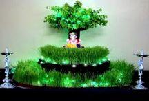 Grassdecoration
