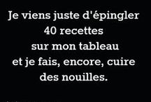 humour culinaire