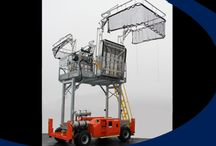 Transloading / Equipment for #transloading bulk liquid products from one vehicle to another vehicle.