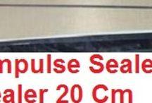 elemen Plastic Impulse sealer 20 cm https://www.bukalapak.com