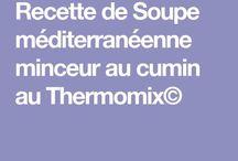 soupe mediteraneene