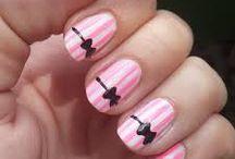 Diseños de uñas / liindos diseños para el verano