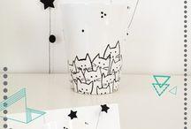 dessin porcelaine