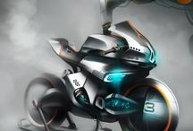 MOTORCYCLES / Motorcycles sketches
