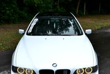BMW E39 523i with M5 look