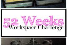 Workspace Challange DIY