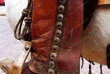 Spurs, saddles, etc  / by JuIianna Marie Daniel