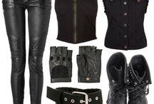 Kläder stilar