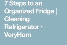 Decluttering & organisation