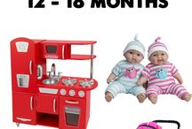 Gift ideas (girls) / 12-18 months
