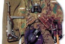 II WW2/ uniformes