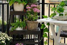 balcon/terrasse
