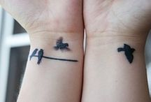 Tattoos / by Joyce Ringdahl