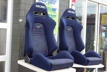 RECARO  SR-5  BL / レカロSRシリーズへSPシリーズの ベゼルを組み込んだ製品の第二作。