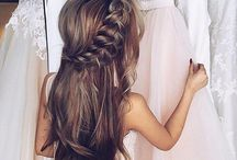 Wedding Long Hair