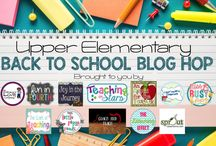Upper Elementary Back-to-School Blog Hop 2015! / Where can you find great Back-to-School tips, FREEBIES, and chances to win TeachersPayTeachers gift cards?  The Upper Elementary Back-to-School Blog Hop!   These amazing teacher-authors are getting ready to share their #1 tips for making BTS successful for both you, the teacher, and your upper elementary students!  Join us in the fun August 1st - 5th!   / by Literacy Loves Company