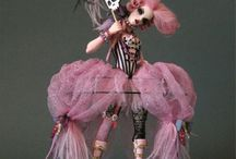 art dolls / by Durelle Greene