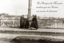 Esencia de Triana - Triana Ocio / Imágenes emotivas de Triana - Momentos - Amar al barrio de Triana - Sevilla  http://www.trianaocio.es/