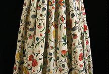 старинная одежда и мода
