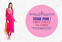 Casual #Indian #wear to beat the heat this summer.