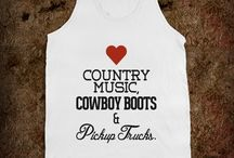 Country Girl in Me❤ / by Jessica Cabral
