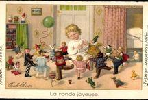 ARTIST - PAULI EBNER / PAULI EBNER was born in VIENNA,AUSTRIA on 26. August 1873 ,died on 9th November 1949 in Vienna/Wien) She was an excellent Illustrator,Painter and Author of many Books. / by Brigitte Brackett