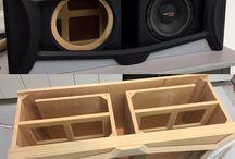 Speakers box