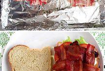 Sammies / Sandwich ideas  / by Alyssa Malone