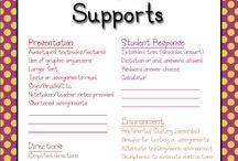 Classroom Management, Organization