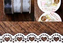 Lace Tape Ideas / by ThePlaidBarn