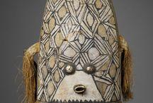 Amérique Amazonie - masques