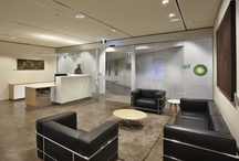 BP Office, Perth / BP Office, Perth, Western Australia. Design by MKDC Workspace Designers.  	