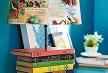 Basteln mit Büchern