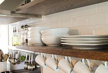 Kitchen Floating Shelf