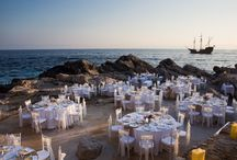 New Venue - Unique Sea Front Wedding in Dubrovnik, Croatia / This location is something quite different yet very attractive. With the stunning view of the open sea and being situated on the rocks makes our Unique Sea Front venue the perfect location for those wanting a unique and memorable wedding day in Dubrovnik.