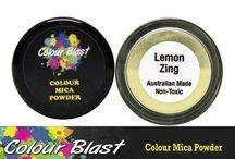 CB Mica Powders