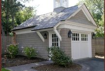Garages / by Kelly Johnson