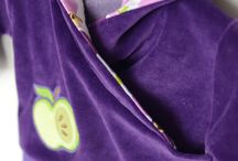 Nähen / Baby hoodie
