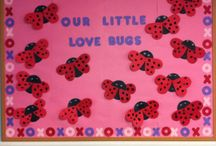 Teaching-Bulletin Boards/Door Decorating / by Heather Martin