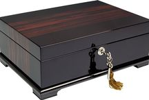 Watch Boxes / Keep your watch collection organized, safe and secure!