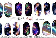Пленки hi tech nails / Пленки на сайте Diachenkoshop.com