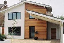 Modernised 70s house
