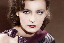 Greta Garbo film star ❤️