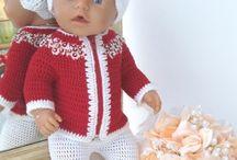 """Distintos Diseños para bebés en """"Punto Crochet"""""""