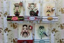 SPECIAL PACK / Collaboration Juan Castaño & MJ Crafts for the Blythecon Barcelona 2014 - Limited edition 11 units only